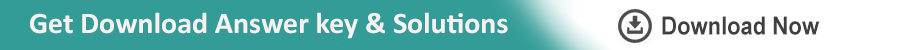 answer key & solutions