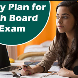 Study Plan for 12th Board Exam.